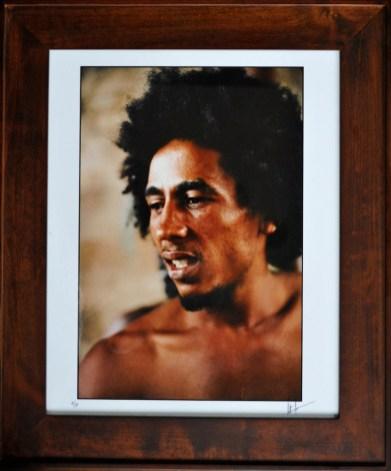 Arthur Gorson - Bob Marley 1973