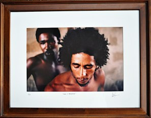 Arthur Gorson - Bob Marley in Trenchtown 1973