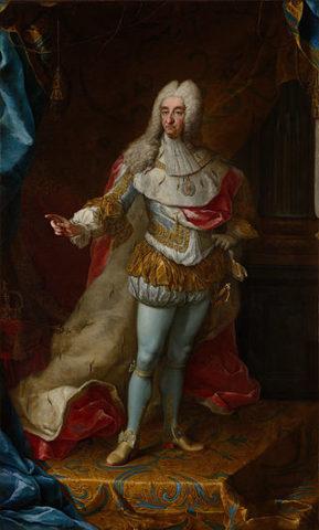 Correva l'anno 1718