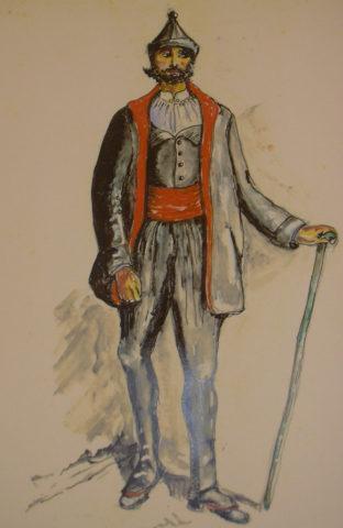 Correva l'anno 1736
