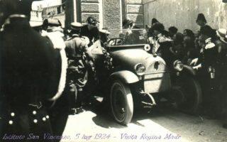 Correva l'anno 1924
