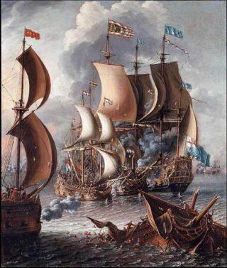 Correva l'anno 1610