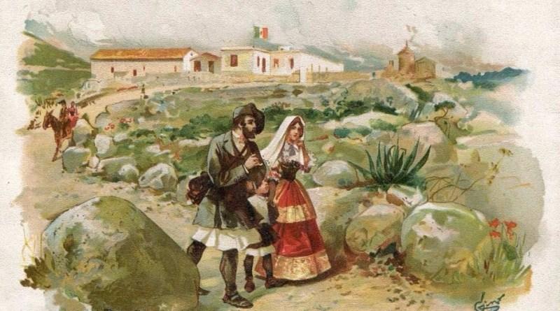 La tenuta di Garibaldi a Caprera
