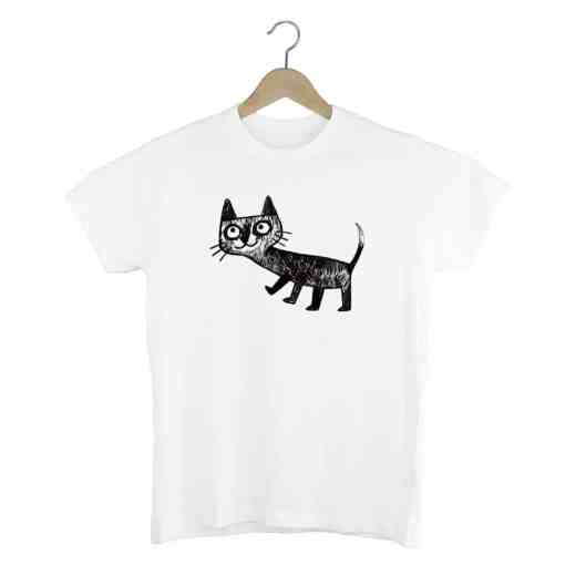 Camiseta Kitty Cat
