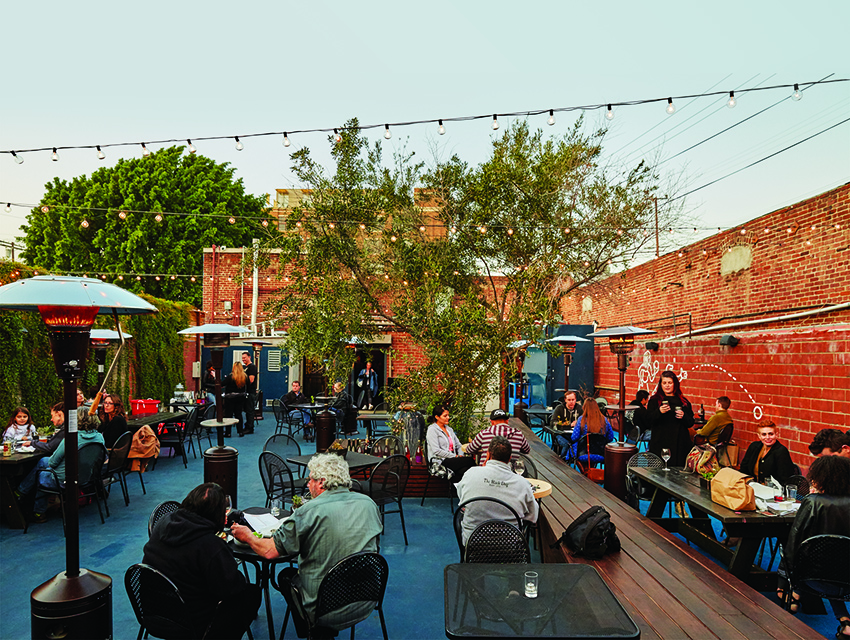 Spend A Breezy L.A. Evening At These 8 Outdoor Bars