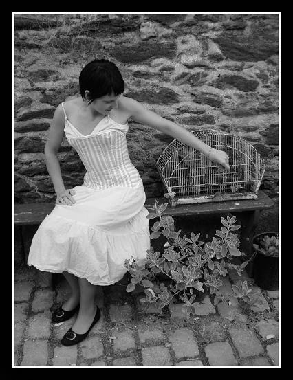 corset-mariee-oile-matelas-raye