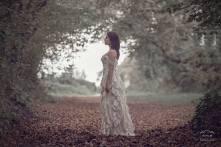 robe de mariée médiévale automne
