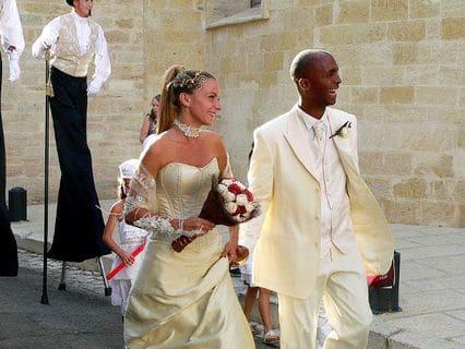 Boutique Robe de mariée Brest glamour corset soie coquillage