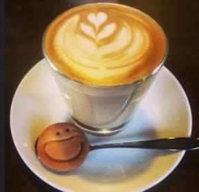tache de café