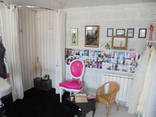 Atelier de confection de robes de mariées atelier-salon-essayage