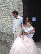 robe de mariée de princesse