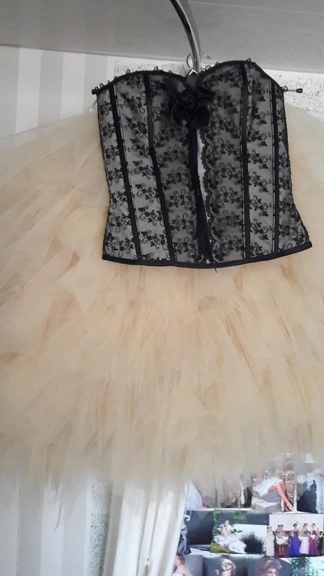robe de mariée jupon