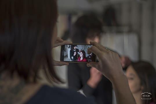shooting photo d'Automne