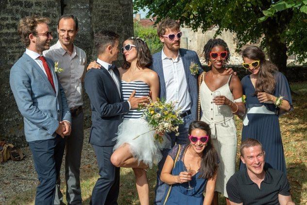 robe de mariée guinguette