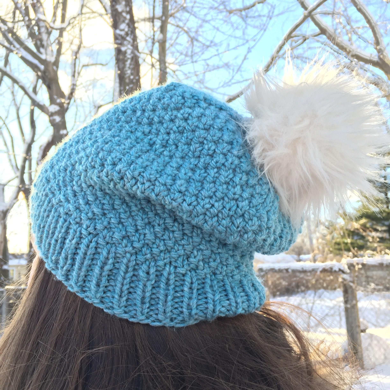 Le bonnet Beloved Aran