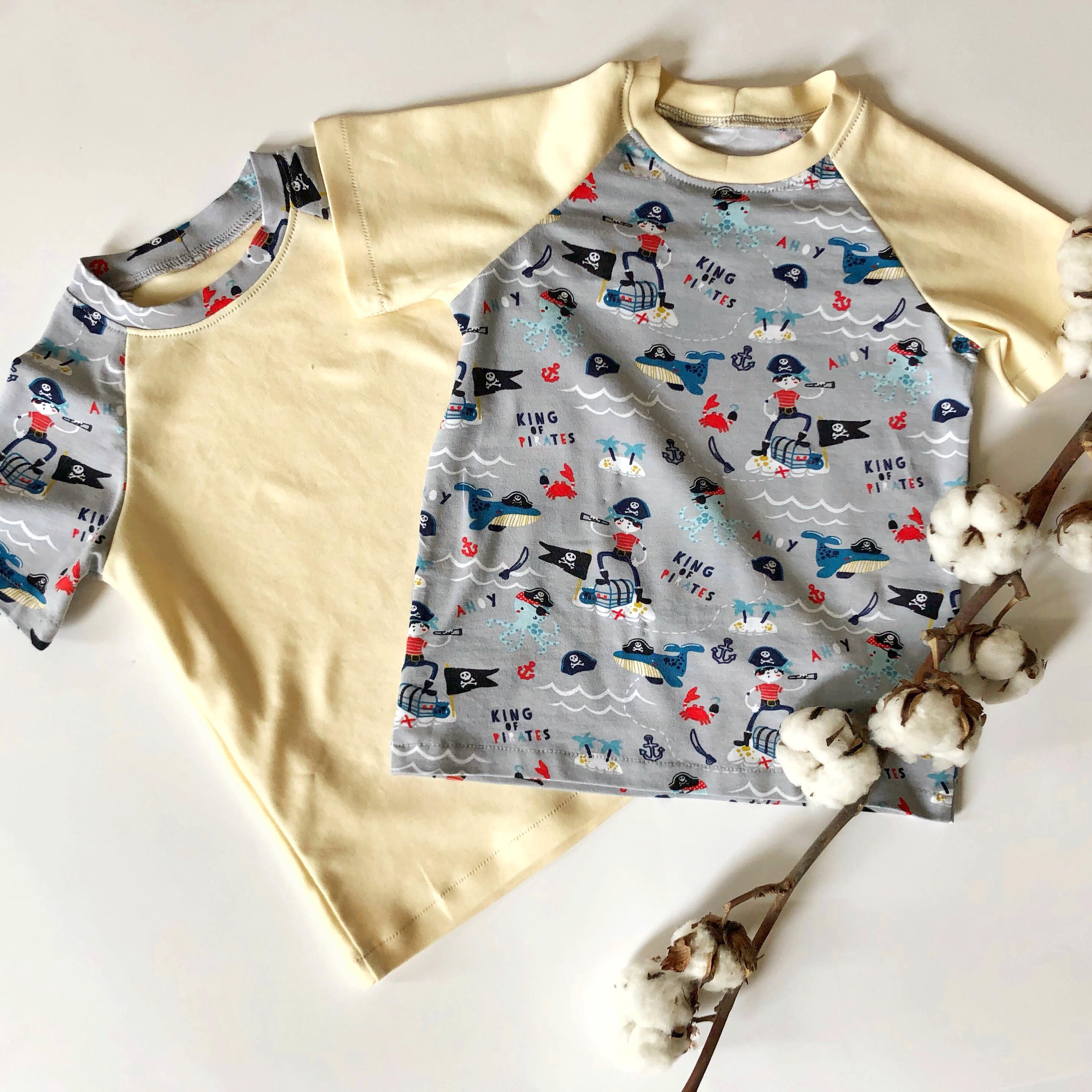 Des t-shirts pour petits garçons !