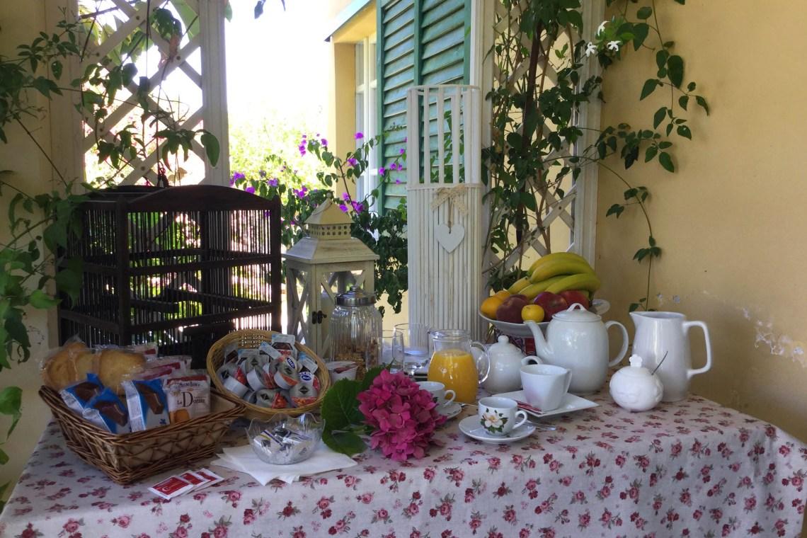 Breakfast - B&B La Magnolia - Ingurtosu, Sardinia