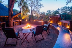 Phuti Lodge - outside3