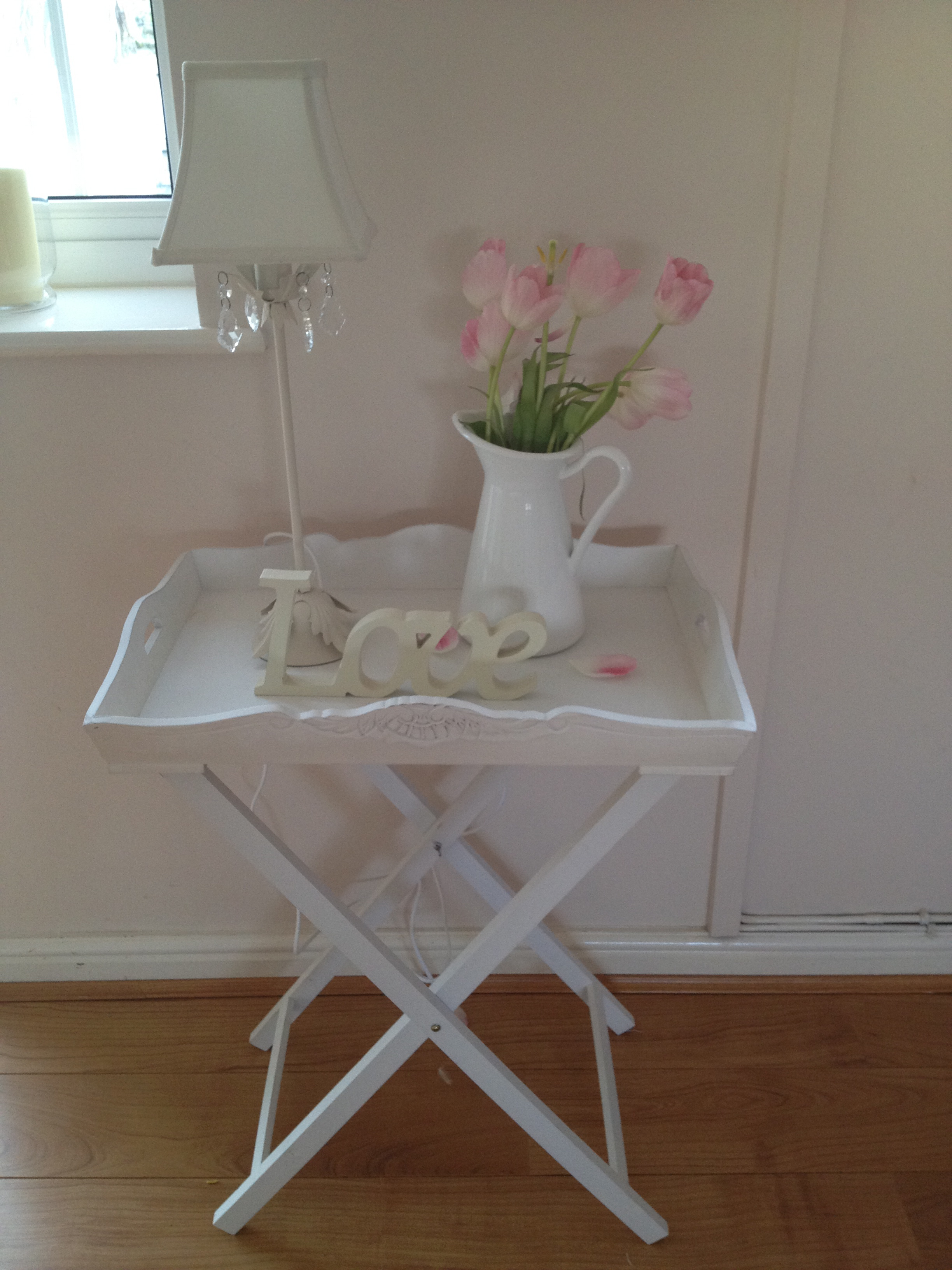 Shabby Chic Butlers TrayTable Maison Belle