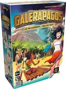 Galerapagos 3 à 10 joueurs 10 ans +
