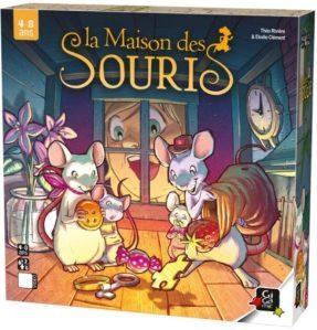 La maison des souris   2 à 6 joueurs 5 ans +