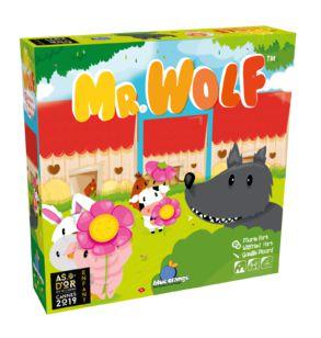 Mr-wolf 1 à 4 joueurs 8 ans +