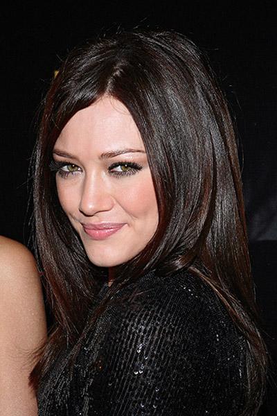 Hilary Duff En 15 Looks Blog La Maison Del Cabello