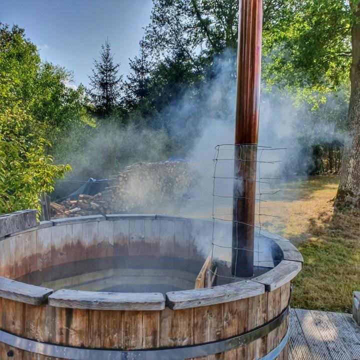 Les bienfaits du sauna infrarouge et tonneau scandinave