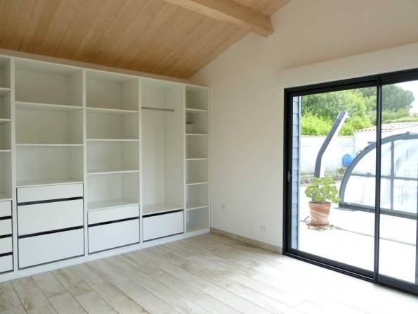 Création de mobilier intérieur