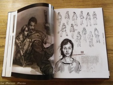 Artwork Ellie The Last of Us
