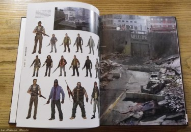 Artworks The Art of The Last of Us