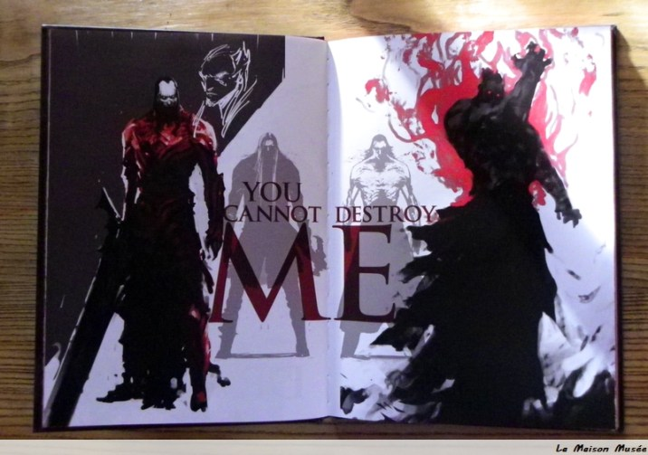 Lecture Artbook Dracula