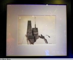 Chateau de l'Araignée Akira Kurosawa Star Wars