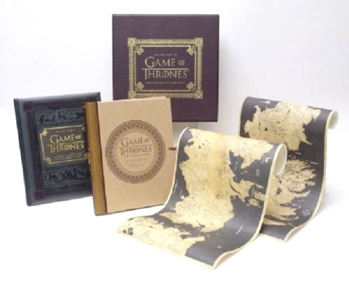 Dossier guide du passionn game of thrones produits officiels et tee shir - Objet game of thrones ...
