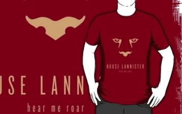 Famille Lannister ... (c) LiquidSouldes