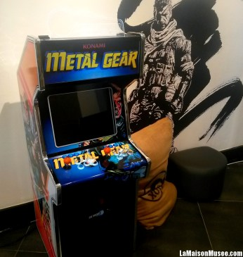MG1 Borne Arcade Creation