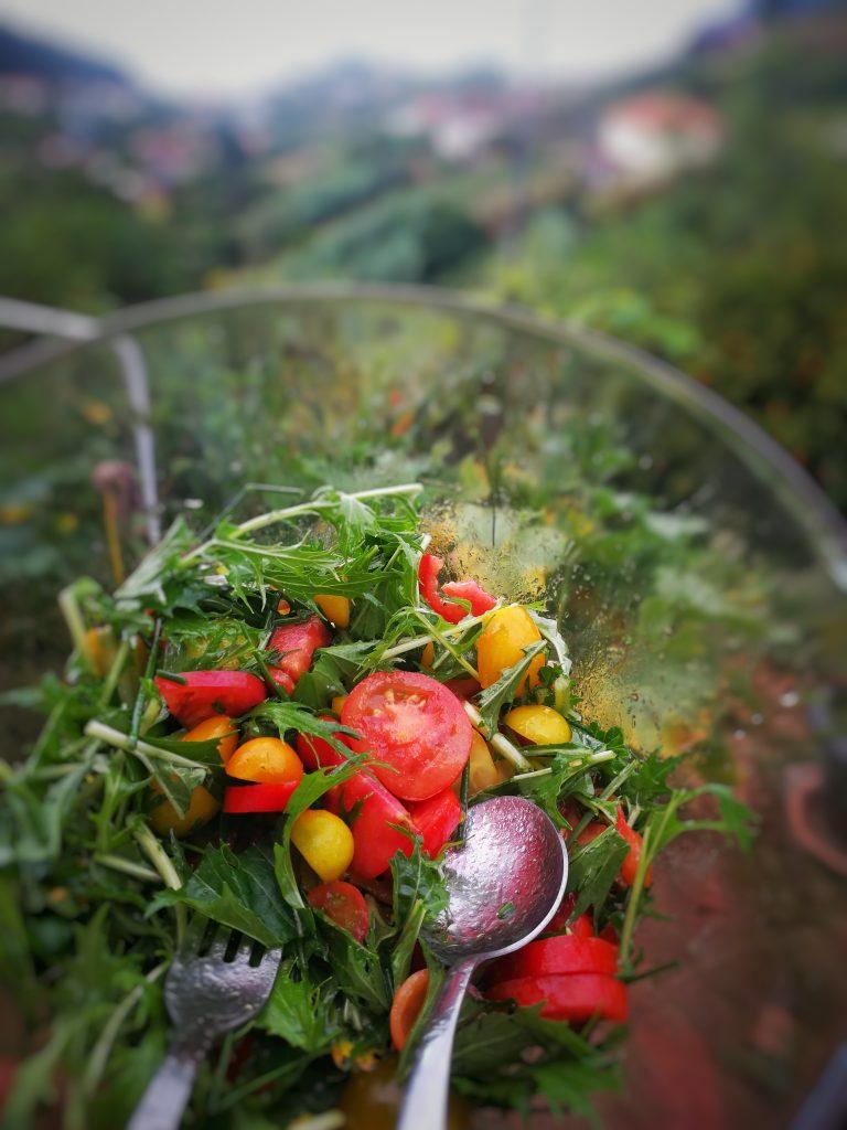 Salade du Jardin 2