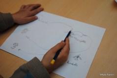 20/11/13 : Les réseaux alimentaires. Cours + atelier.
