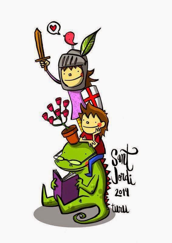 Sant Jordi: El gran día de la lectura
