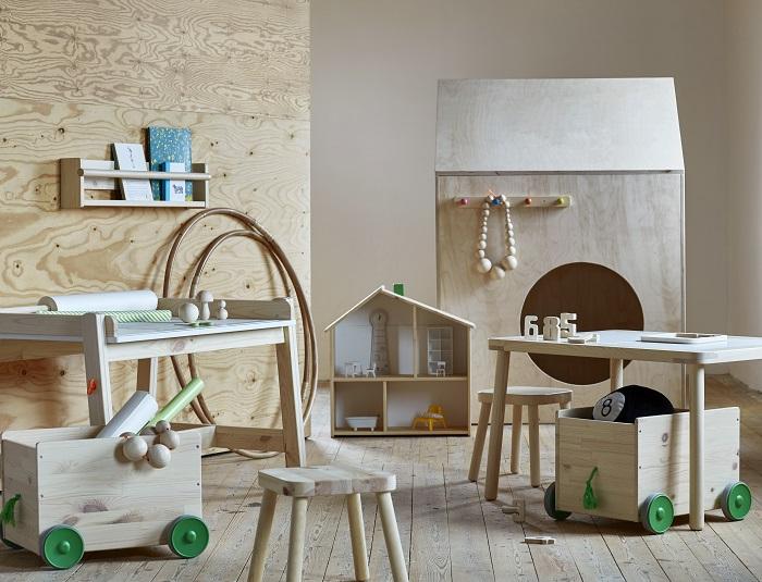 Serie FLISAT,  Montessori llega a Ikea