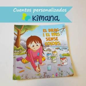 Kimana cuentos personalizado