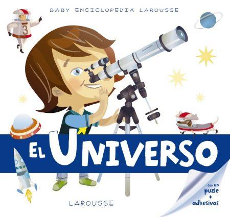 baby enciclopedia larousse el universo