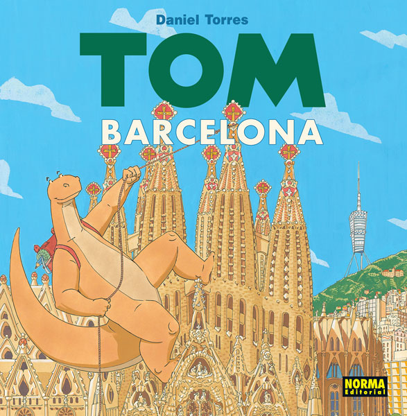 tom en Barcelona