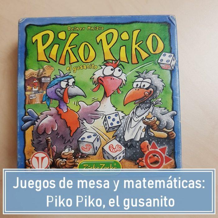 Piko Piko, el gusanito