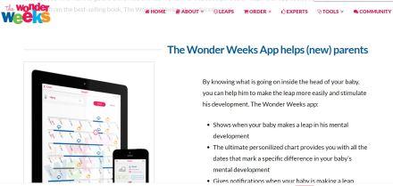 wonderweeks-app