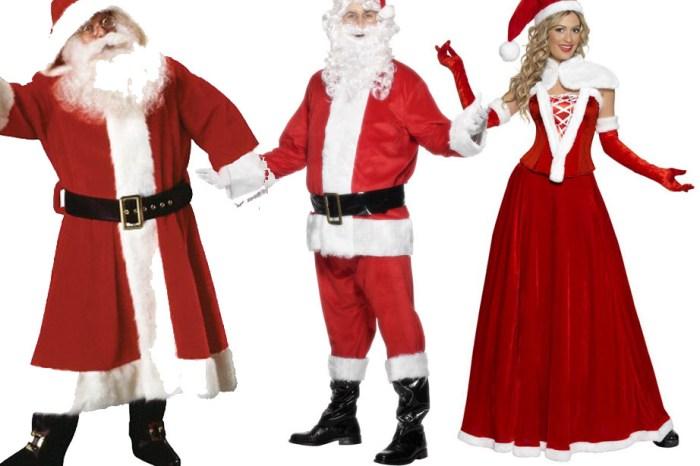 La iglesia denuncia competencia desleal del nuevo Papa Noel, que ahora son tres, Papa Noel, Mama Noel y Cuñao Noel