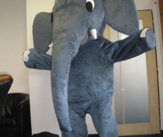 Aprovecha que iba disfrazado de Elefante en el Carnaval de Villarrobledo para cagar en la puerta del vecino que le cae mal