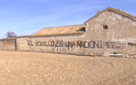 """Las entidades soberanistas de El Bonillo llaman a una desobediencia ciudadana masiva al grito de: """"El Bonillo es una nación"""""""