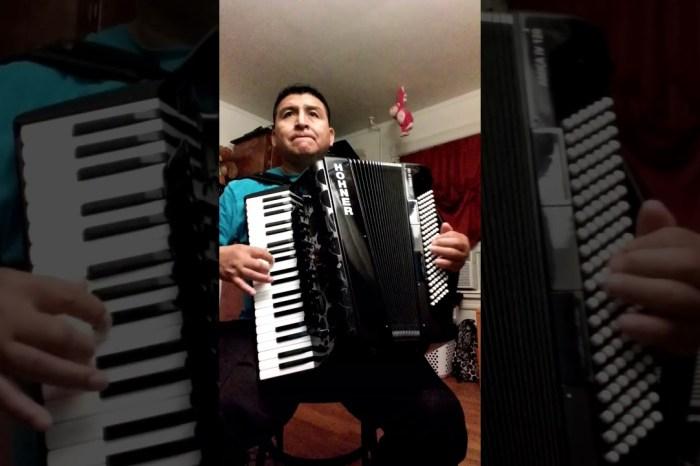 Un ecuatoriano con un acordeón amenizará la espera en la ITV de Los Hinojosos