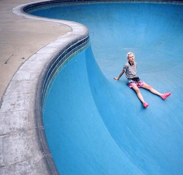 Abre en Tomelloso la primera piscina sin agua para las personas que no saben nadar